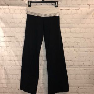 Lululemon long flare yoga pants